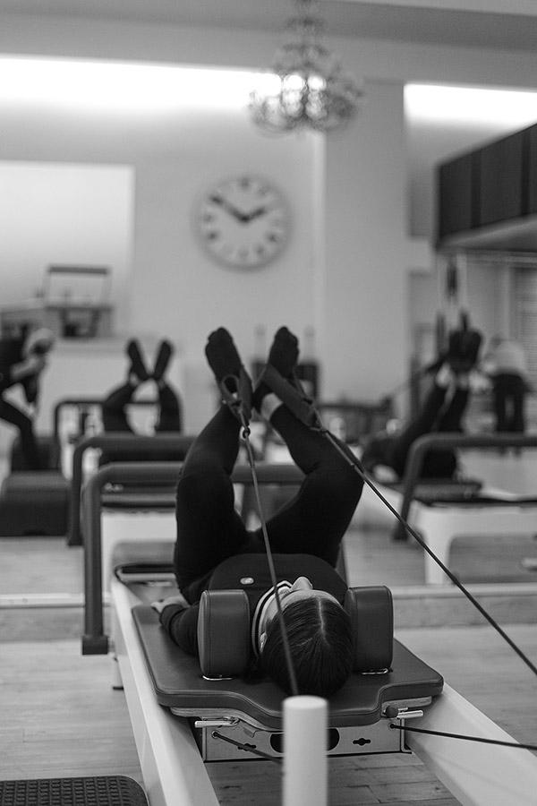 Pilates Αρχάριο Τμήμα